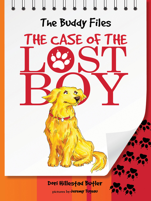 Cover of The Case of the Lost Boy