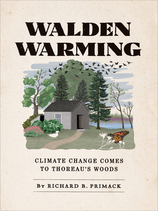 Title details for Walden Warming by Richard B. Primack - Available