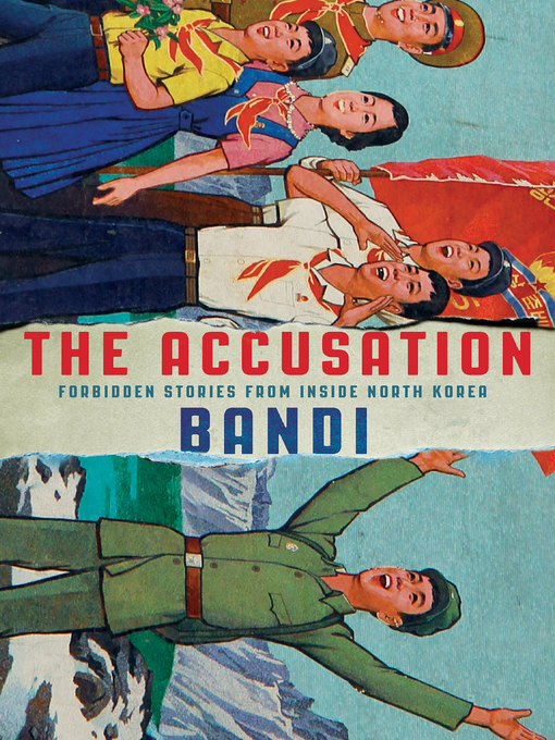 Cover of The Accusation