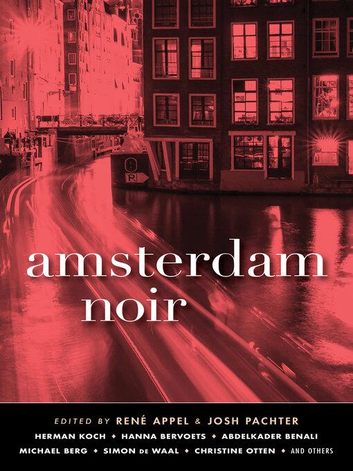 Title details for Amsterdam Noir by René Appel - Wait list