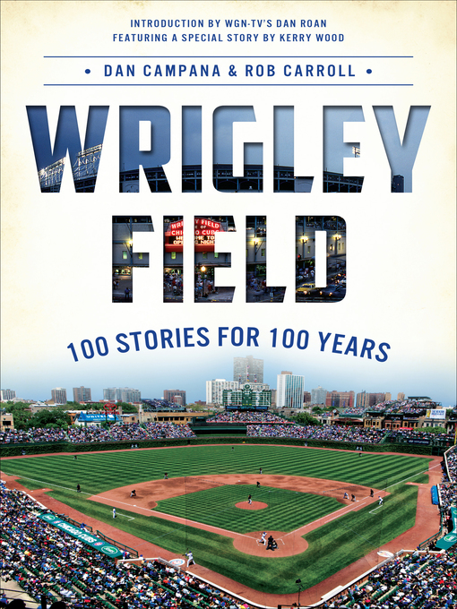 Cover of Wrigley Field
