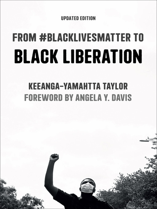 Cover of From #BlackLivesMatter to Black Liberation