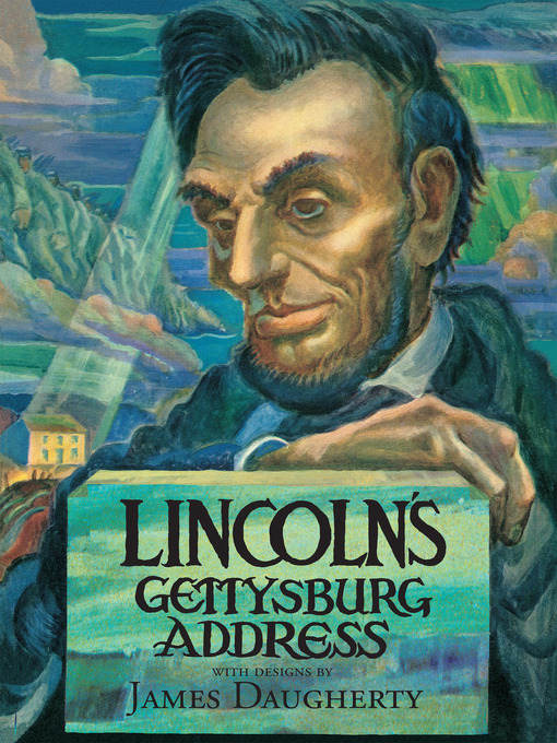 Title details for Lincoln's Gettysburg Address by Abraham Lincoln - Wait list