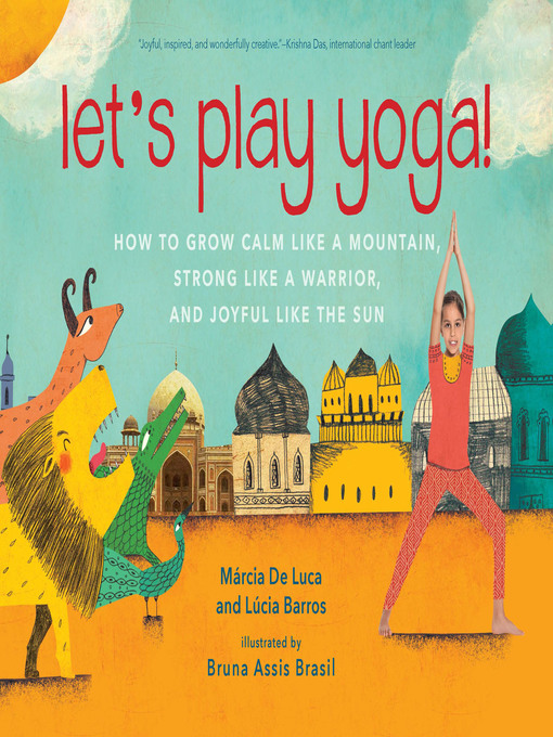 Title details for Let's Play Yoga! by Márcia de Luca - Available