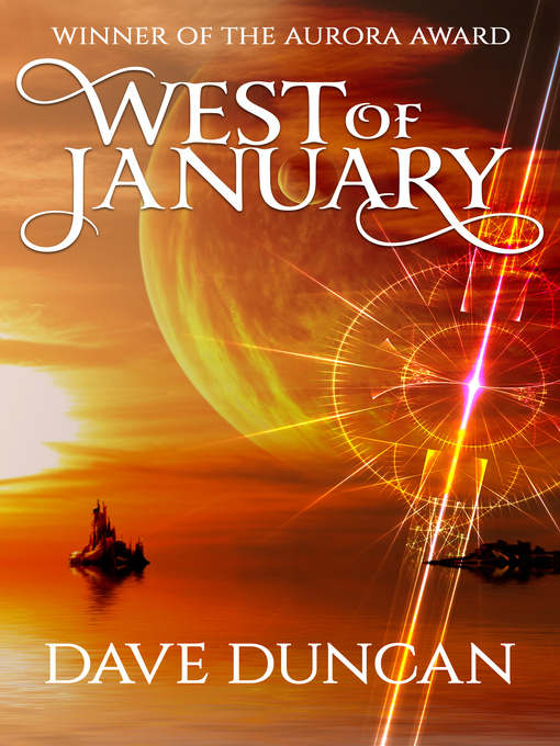 Title details for West of January by Dave Duncan - Wait list