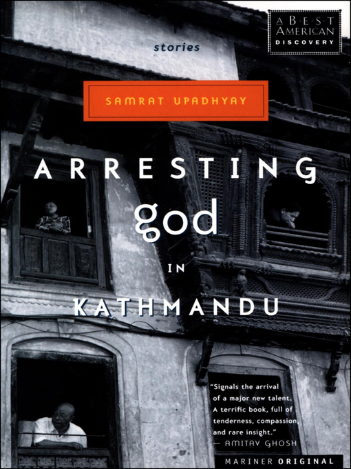 arresting god in kathmandu ebook
