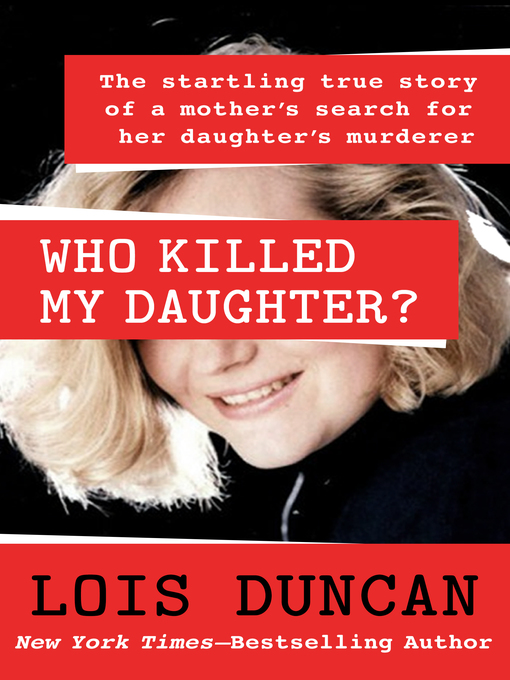 Cover of Who Killed My Daughter?