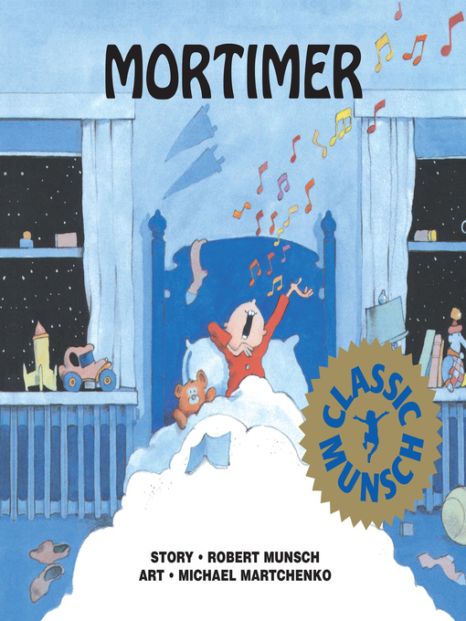 Cover of Mortimer