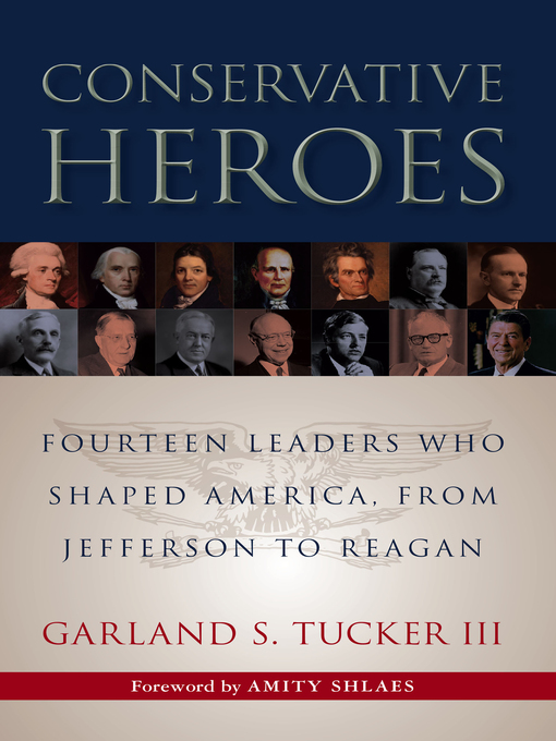 Cover of Conservative Heroes
