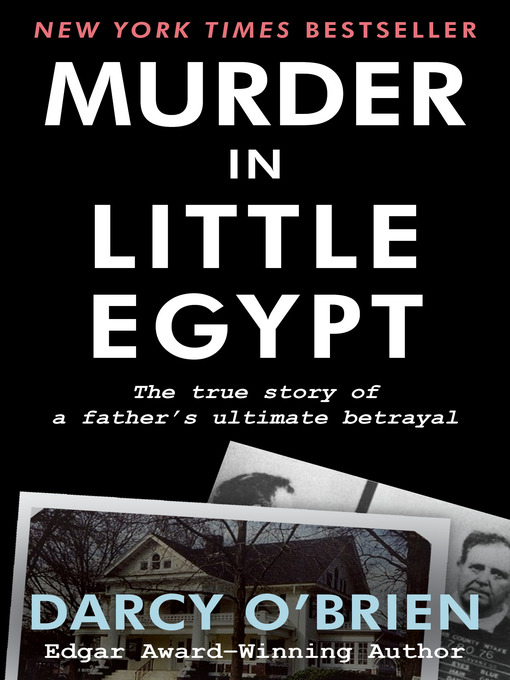 Title details for Murder in Little Egypt by Darcy O'Brien - Wait list