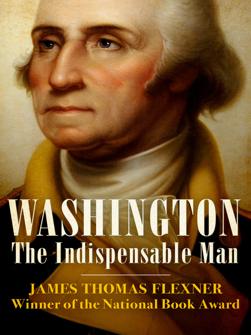 Title details for Washington by James Thomas Flexner - Available