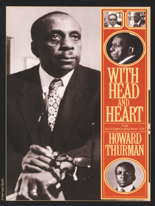 Title details for With Head and Heart by Howard Thurman - Available
