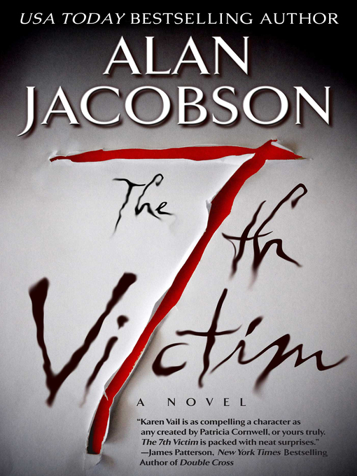 Title details for The 7th Victim by Alan Jacobson - Wait list
