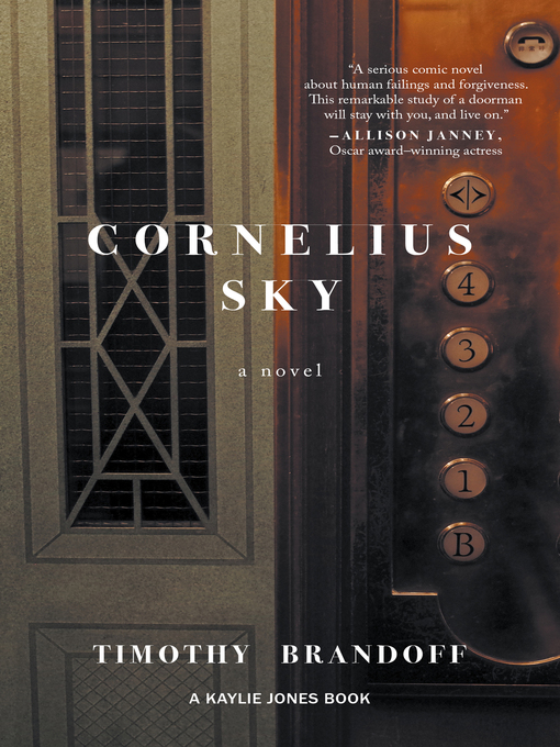 Title details for Cornelius Sky by Timothy Brandoff - Available