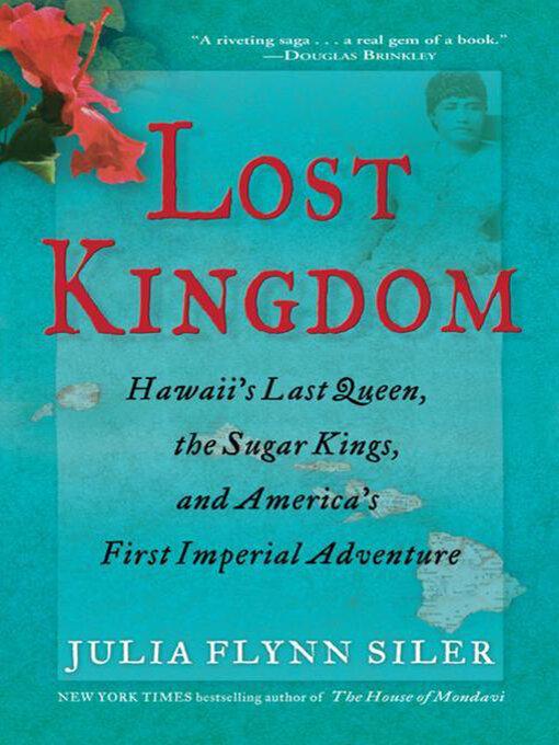 Title details for Lost Kingdom by Julia Flynn Siler - Wait list