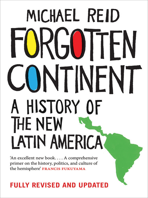 Title details for Forgotten Continent by Michael Reid - Available