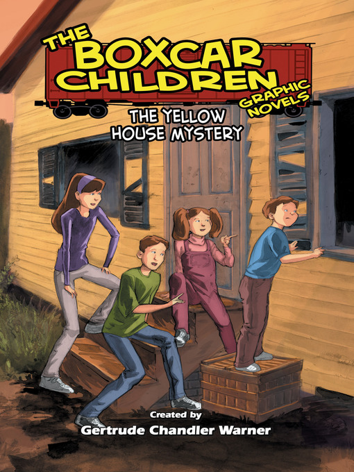 Cover image for Yellow House Mystery