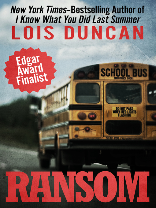 Title details for Ransom by Lois Duncan - Wait list