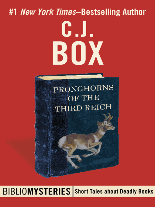 Cover image for Pronghorns of the Third Reich