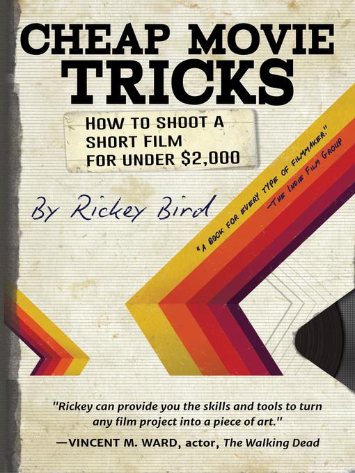 Title details for Cheap Movie Tricks by Rickey Bird - Wait list