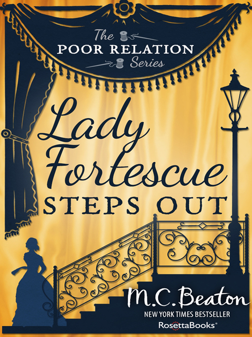 Title details for Lady Fortescue Steps Out by M. C. Beaton - Available