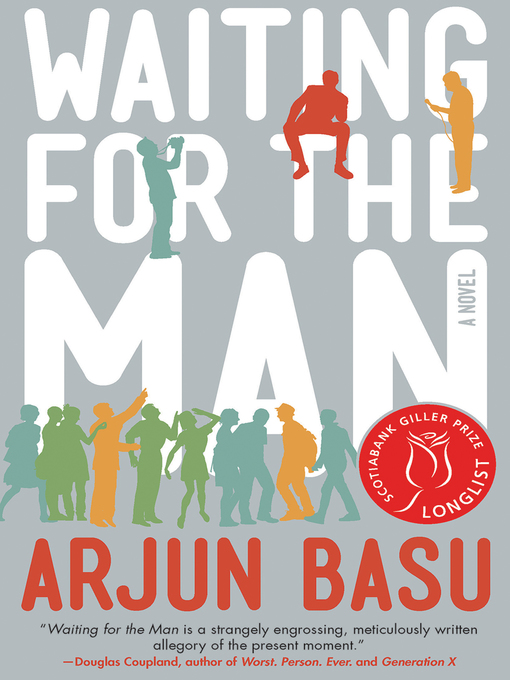 Title details for Waiting for the Man by Arjun Basu - Available