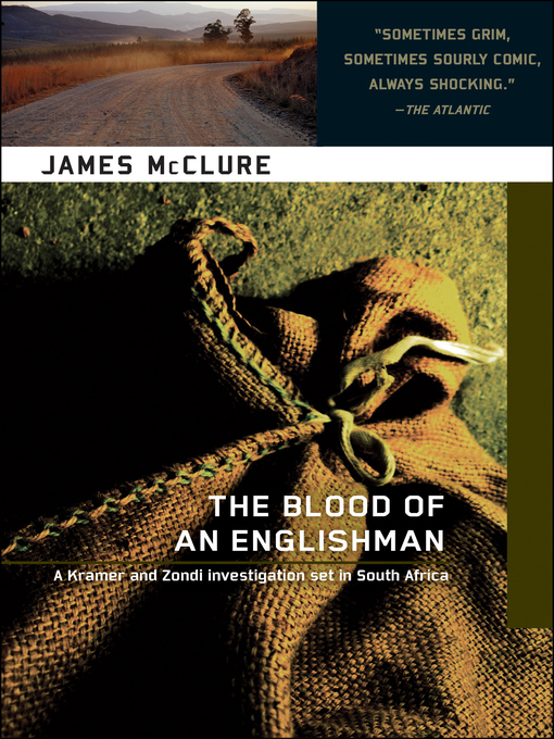 Title details for The Blood of an Englishman by James McClure - Available