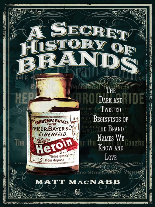 תמונה של  A Secret History of Brands