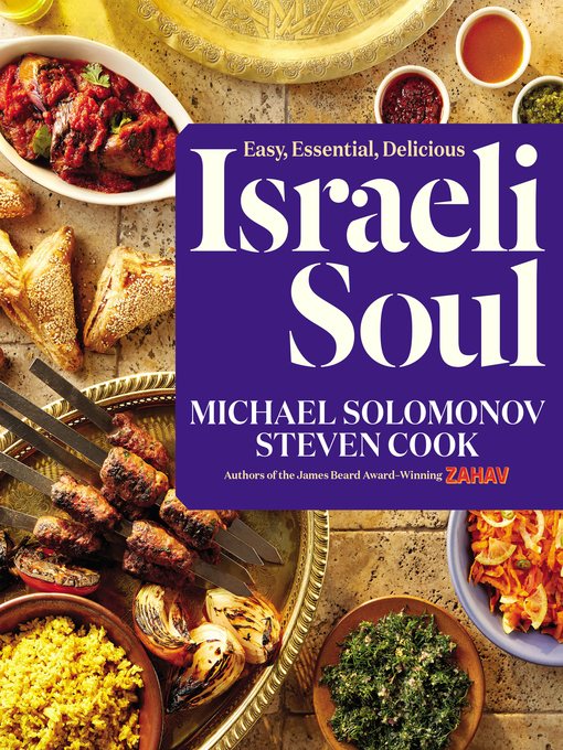 Title details for Israeli Soul by Michael Solomonov - Wait list