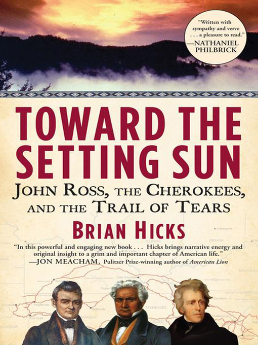 Title details for Toward the Setting Sun by Brian Hicks - Available