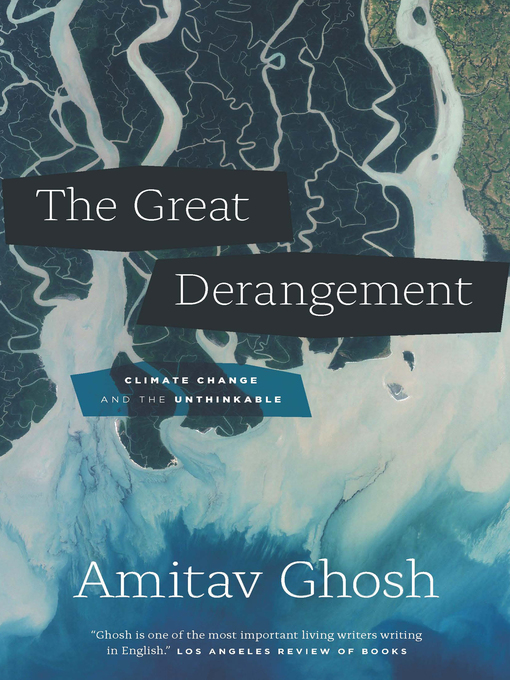 Title details for The Great Derangement by Amitav Ghosh - Available