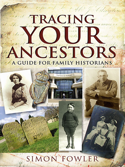 Cover of A Guide for Family Historians