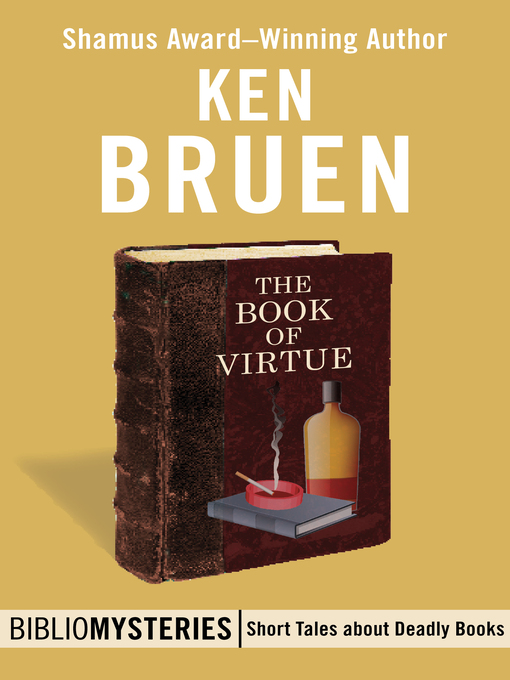 Title details for The Book of Virtue by Ken Bruen - Available