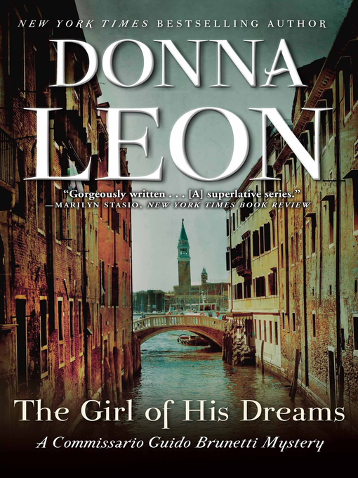 Title details for The Girl of His Dreams by Donna Leon - Available