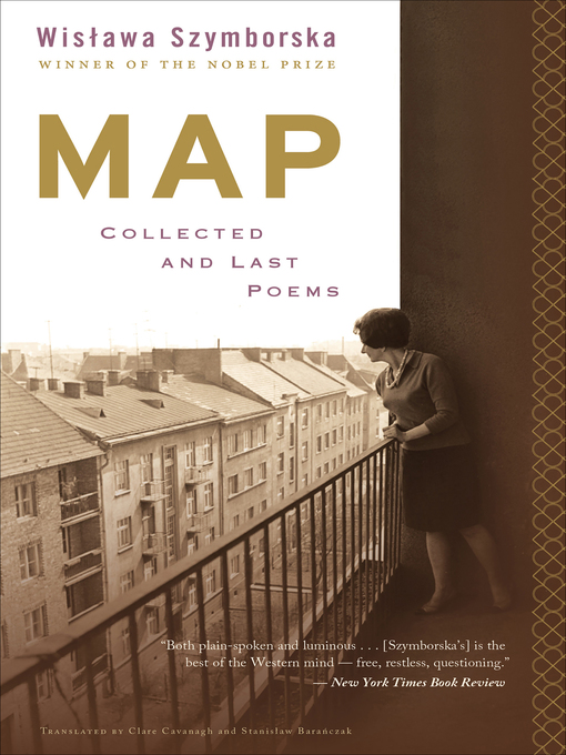 Title details for Map by Wislawa Szymborska - Available
