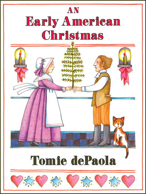 Title details for An Early American Christmas by Tomie dePaola - Available