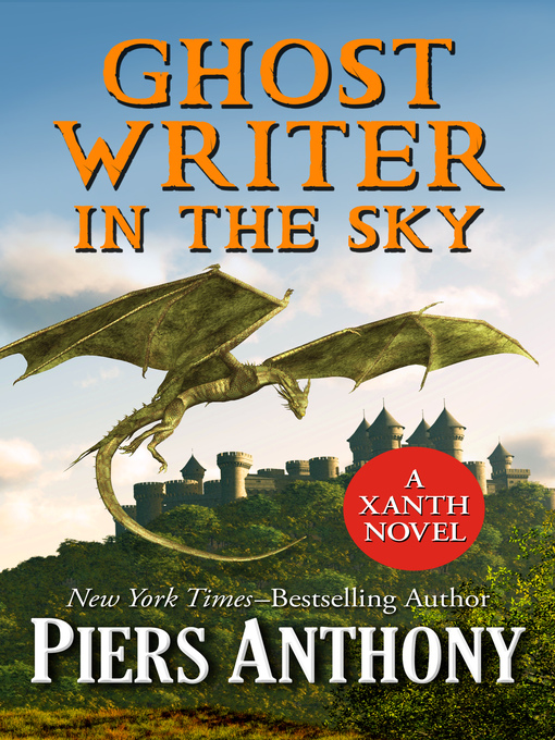 Title details for Ghost Writer in the Sky by Piers Anthony - Available