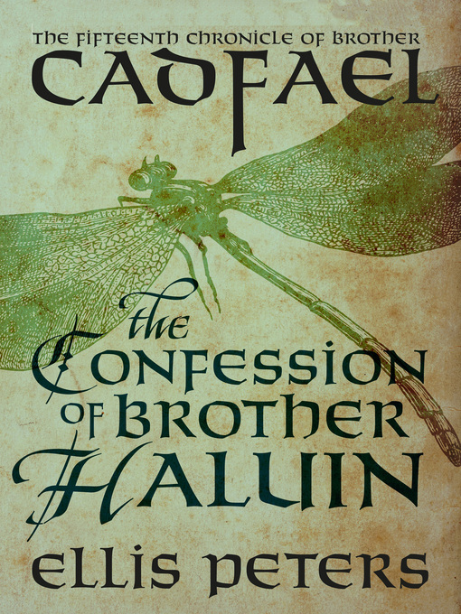 Title details for The Confession of Brother Haluin by Ellis Peters - Wait list