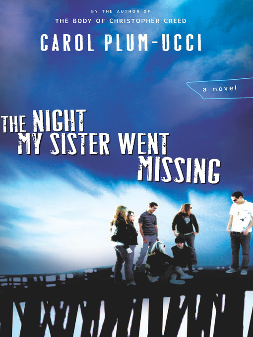 Cover of The Night My Sister Went Missing