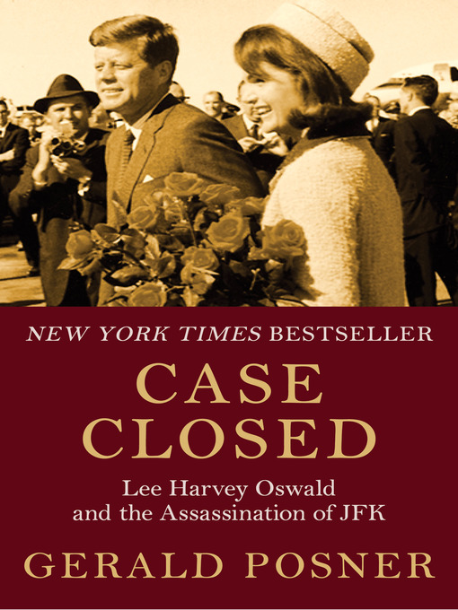 Title details for Case Closed by Gerald Posner - Available