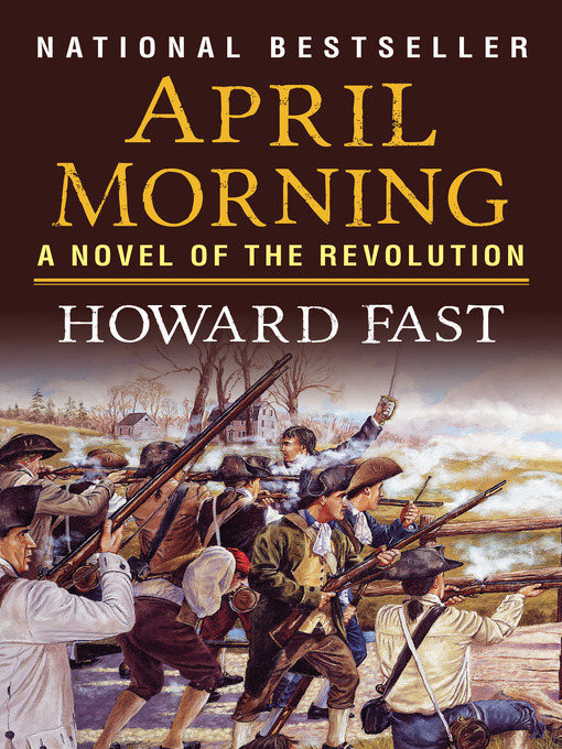 Title details for April Morning by Howard Fast - Available