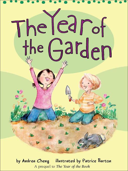 The Year of the Garden Anna Wang, Book 5