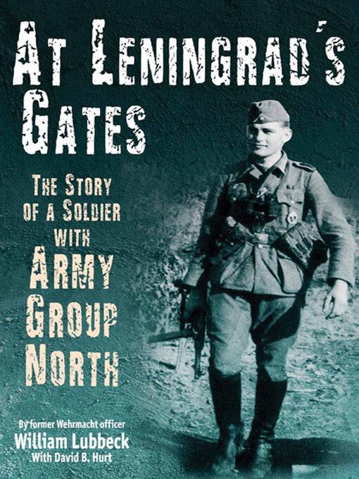 Cover image for At Leningrad's Gates