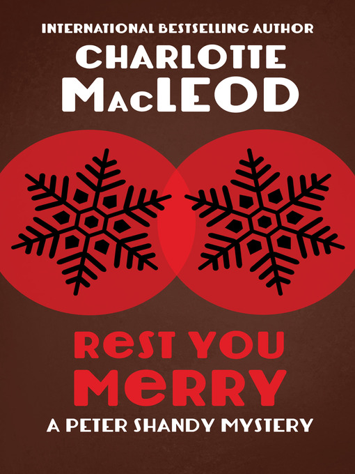 Title details for Rest You Merry by Charlotte MacLeod - Wait list
