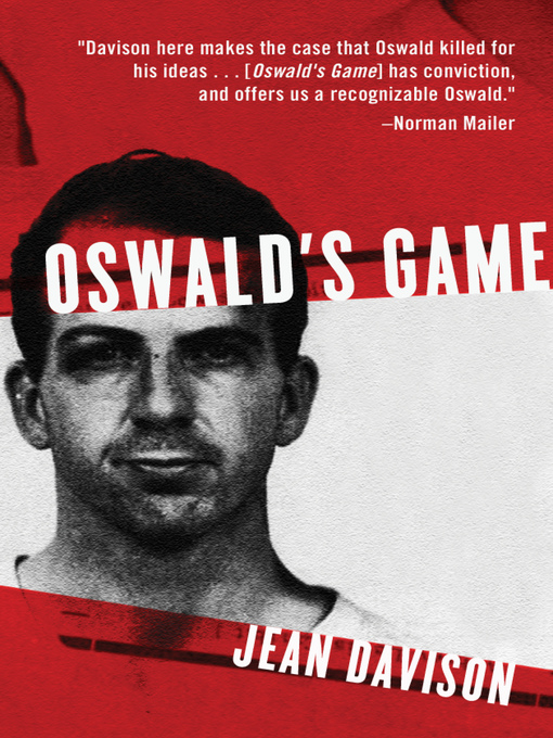 Title details for Oswald's Game by Jean Davison - Available