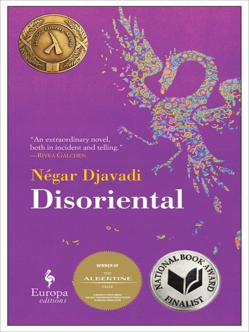 Title details for Disoriental by Négar Djavadi - Available