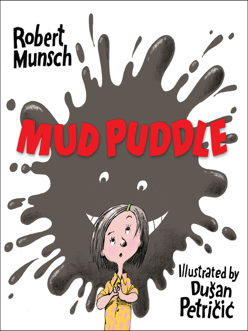 Cover of Mud Puddle