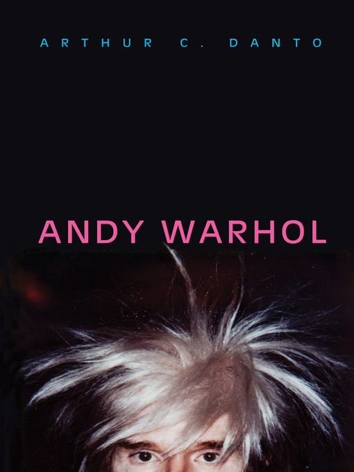 Cover of Andy Warhol