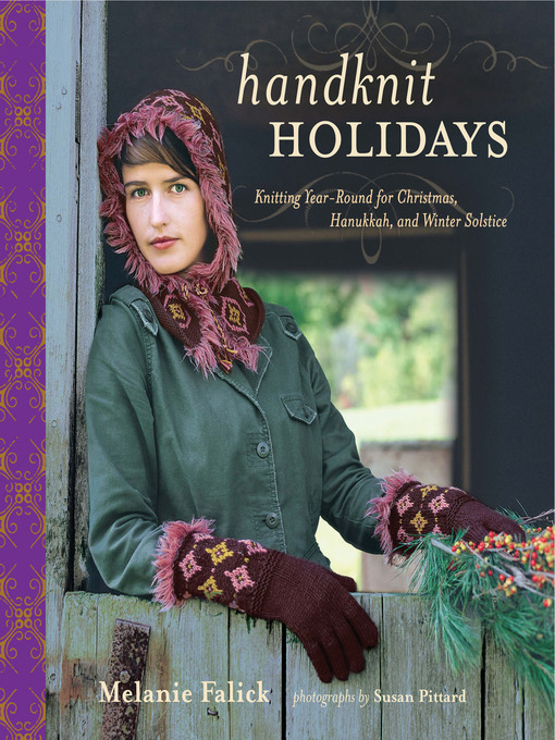 Title details for Handknit Holidays by Melanie Falick - Available