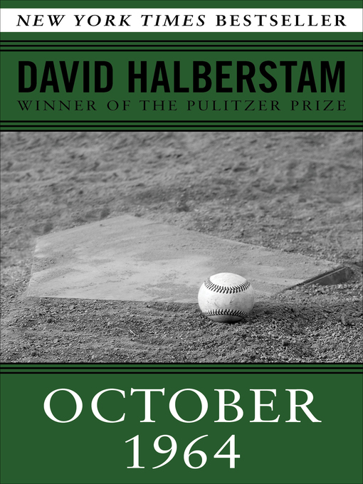 Title details for October 1964 by David Halberstam - Available